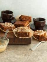 Gluten-Free Pumpkin Spice Bars (Paleo)