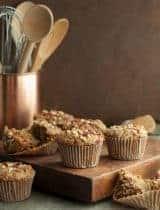 Zucchini Harvest Muffins (Gluten-Free, Paleo)