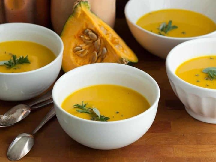 Vegan Winter Squash Soup