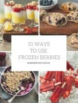 10 Ways to Use Frozen Berries