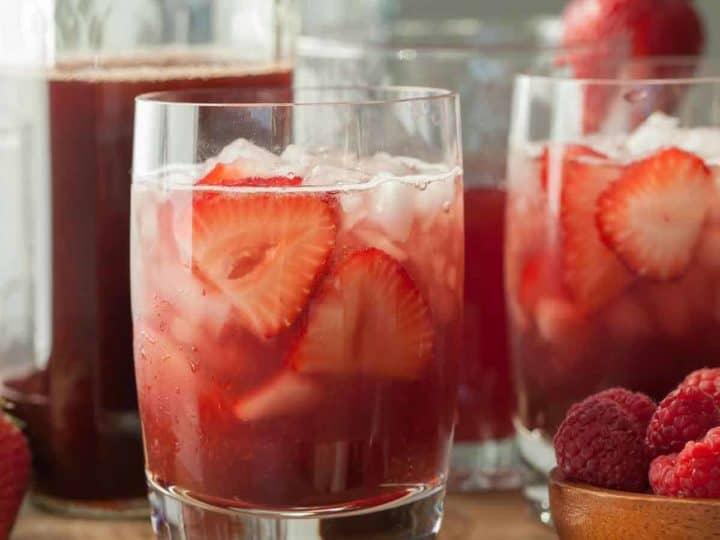 Hibiscus Berry Shrub