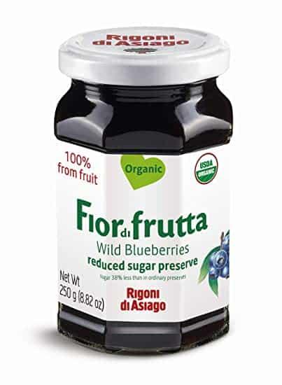 Rigoni di Asiago Fiordifrutta Organic Fruit Spread