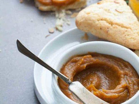 Maple Spice Squash Butter
