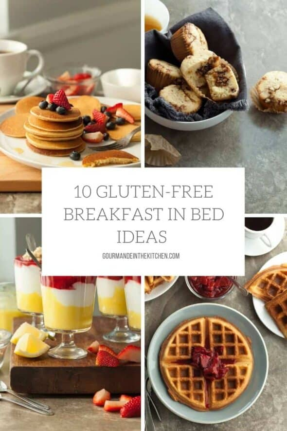 10 Gluten-Free Breakfast in Bed Ideas for Mother's Day